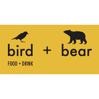 Logo: Bird + Bear