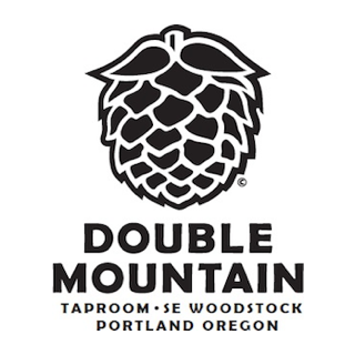 Logo: Double Mountain Brewing.
