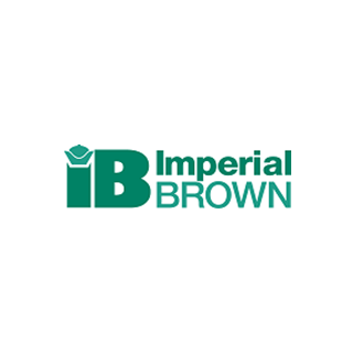 Logo: Imperial Brown