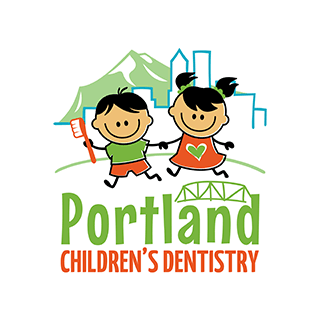 Logo: Portland Children's Dentisty