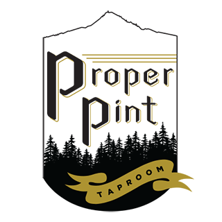 Logo: Proper Pint Taproom